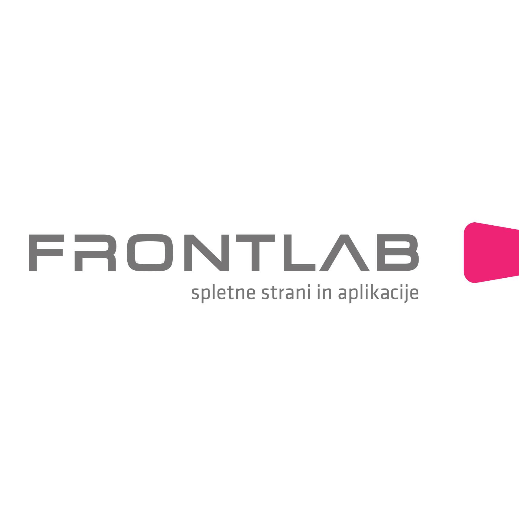 Logo od FrontLab d.o.o.