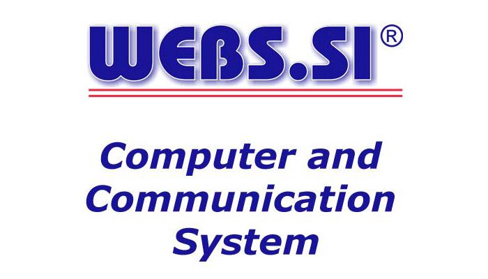 Logo od WEBS d.o.o.