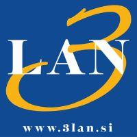 Logo od 3 LAN, d.o.o. M.Sobota